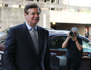Ex-Trump campaign chair Paul Manafort is in jail