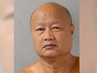 Buddhist monk charged with sexual battery