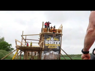This is the world's largest obstacle course