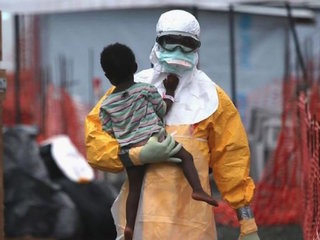 Ebola in the Congo is extremely severe right now