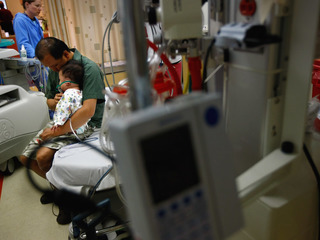 Most states facing cases of polio-like illness
