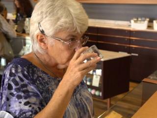 Growing customer base for pot shop—seniors!