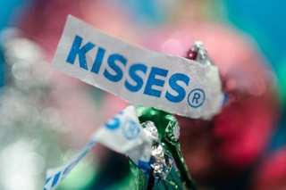 Hershey's has a new Kiss flavor out for holidays