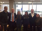 O'Rourke, Cruz cross paths by chance in airport